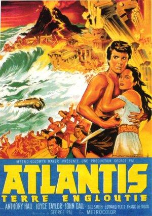 Atlantis: The Lost Continent 700x989
