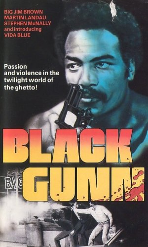 Black Gunn Cover