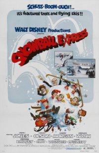 Snowball Express poster
