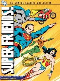 Super Friends poster