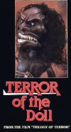 Trilogy of Terror Cover
