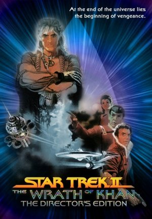 Star Trek II: The Wrath of Khan 698x1000