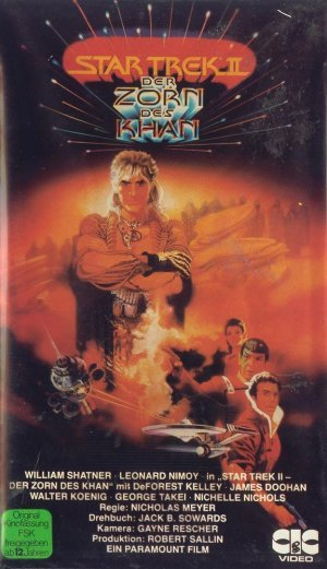Star Trek II: The Wrath of Khan 576x1000