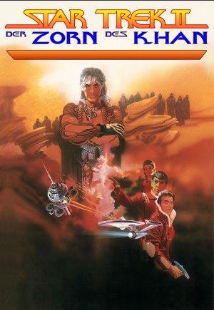 Star Trek II: The Wrath of Khan 1174x1701