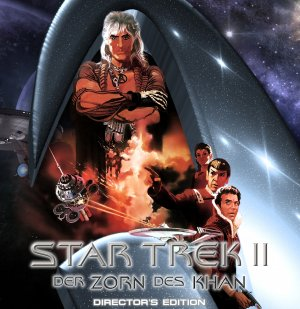 Star Trek II: The Wrath of Khan 1530x1575