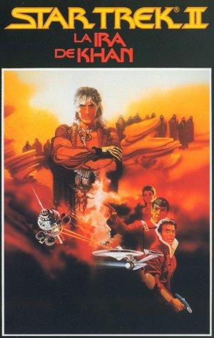 Star Trek II: The Wrath of Khan 1285x2029