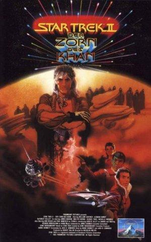 Star Trek II: The Wrath of Khan 498x800