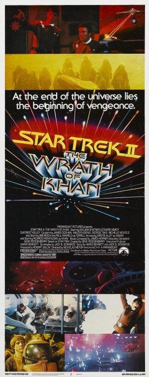 Star Trek II: The Wrath of Khan 1278x3231