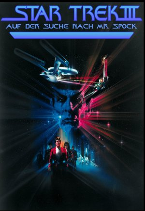 Star Trek III: The Search for Spock 1187x1722