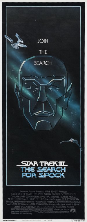 Star Trek III: The Search for Spock 1278x3249