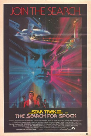 Star Trek III: The Search for Spock 500x744