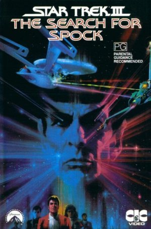 Star Trek III: The Search for Spock 480x726