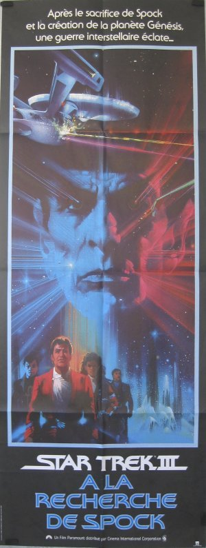 Star Trek III: The Search for Spock 300x795