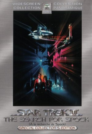 Star Trek III: The Search for Spock 688x1000