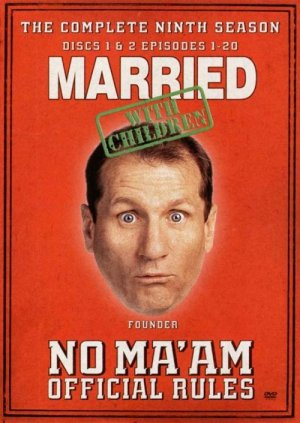 Married with Children 500x705