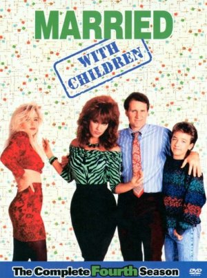 Married with Children 500x670