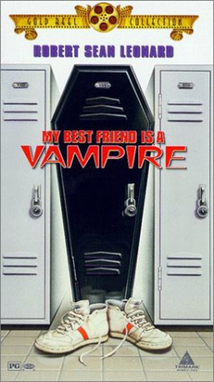 My Best Friend Is a Vampire 303x541