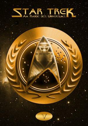 Star Trek V: The Final Frontier 1522x2175
