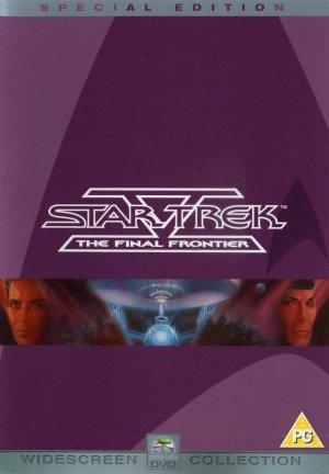 Star Trek V: The Final Frontier 695x1000