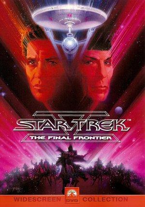 Star Trek V: The Final Frontier 1528x2175