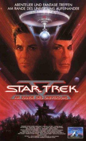 Star Trek V: The Final Frontier 492x800