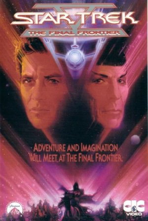 Star Trek V: The Final Frontier 479x715