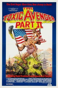 The Toxic Avenger Part II poster