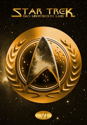 Star Trek VI: The Undiscovered Country 1519x2175