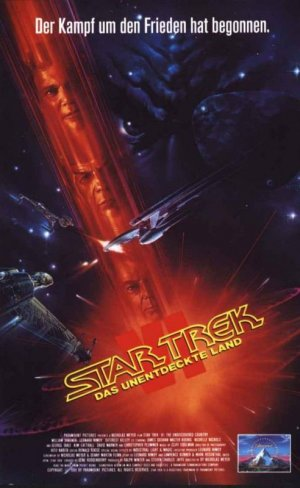 Star Trek VI: The Undiscovered Country 492x800