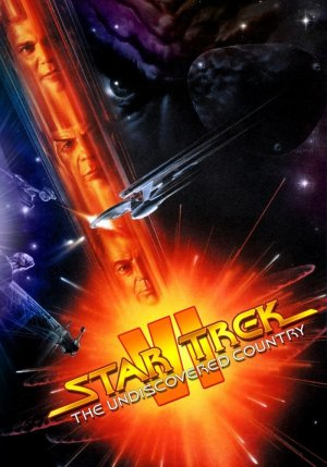 Star Trek VI: The Undiscovered Country 700x1000
