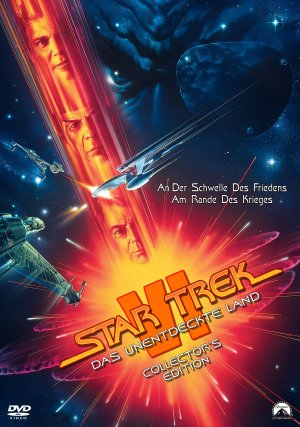 Star Trek VI: The Undiscovered Country 1528x2175