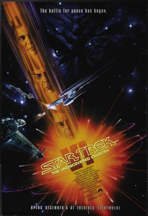 Star Trek: The Undiscovered Country Poster