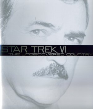 Star Trek VI: The Undiscovered Country 1471x1715