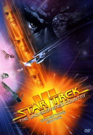 Star Trek VI: The Undiscovered Country 693x1000