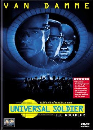 Universal Soldier: The Return 1538x2166