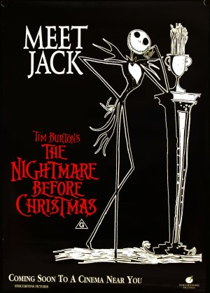 The Nightmare Before Christmas 1284x1793