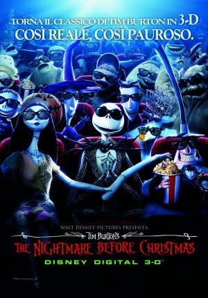 The Nightmare Before Christmas 3307x4724