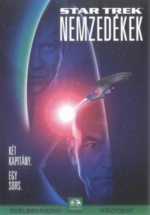 Star Trek: Generations 698x1000