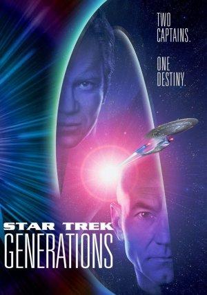 Star Trek: Generations 702x1000