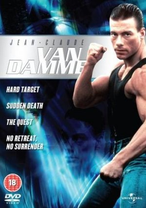 Sudden Death Dvd cover