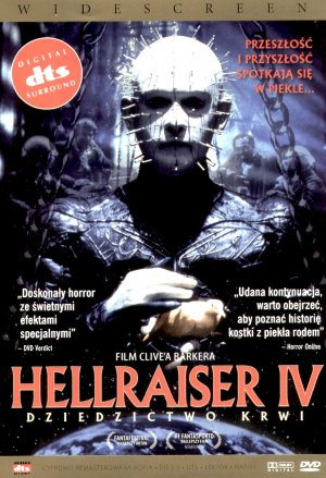 Hellraiser: Bloodline 1466x2147