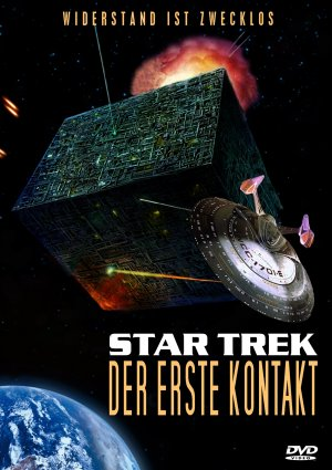 Star Trek: First Contact 1537x2175