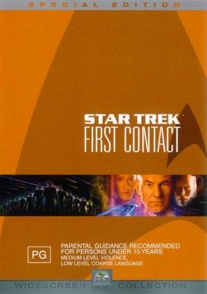 Star Trek: First Contact 703x1000