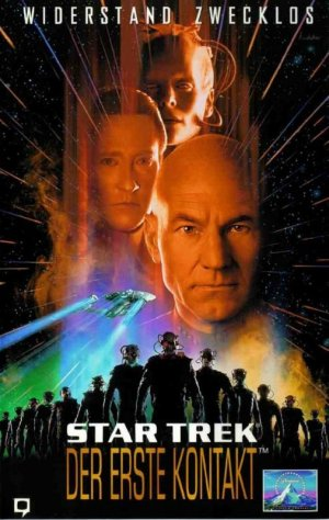 Star Trek: First Contact 506x800