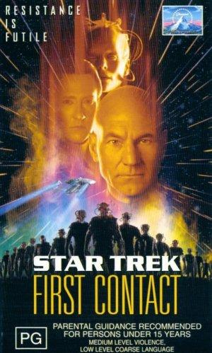 Star Trek: First Contact 481x800