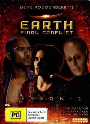 Earth: Final Conflict 1564x2156
