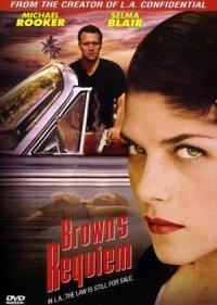 Brown's Requiem poster