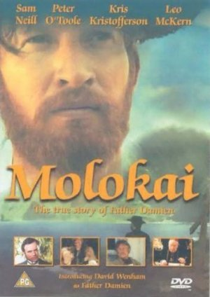 Molokai: The Story of Father Damien Dvd cover