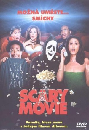 Scary Movie 410x600