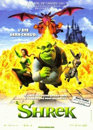 Shrek - Der tollkühne Held 558x780